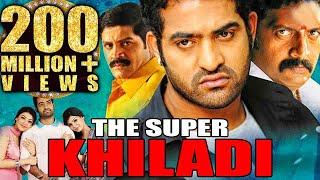 The Super Khiladi (Brindavanam) Telugu Hindi Dubbed Full Movie | Jr NTR, Kajal Aggarwal, Samantha