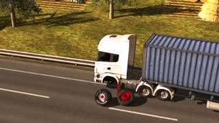 getlinkyoutube.com-Concept #10 - Tires Change Very Good! - Euro Truck Simulator 2