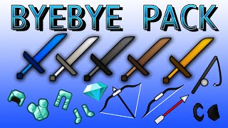 getlinkyoutube.com-♡ Minecraft PVP Texture Pack - ByeBye Pack [SMOOTH] ♡