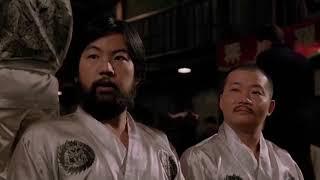 Hanshi Frank Dux | Proves that Senzo Tanaka is his Shidoshi