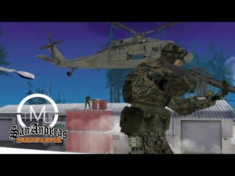 Battlefield 2 SA-MP Trailer