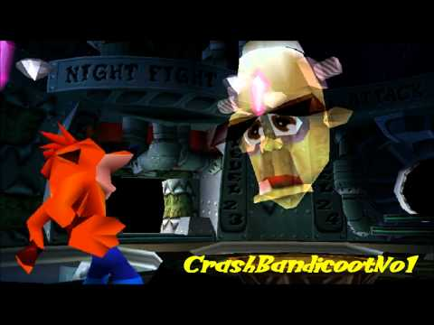 Crash Bandicoot 2: Cortex Strikes Back - Cutscenes Part 2/2 + 100% Ending &amp; Credits [HD]