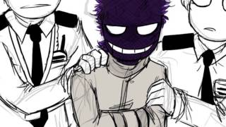Jeff the Killer x Vincent/Purple Guy- Everytime We Touch