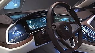 getlinkyoutube.com-BMW 7 Series 2016 INTERIOR BMW Future Luxury BMW G11/G12 Commercial  2015 CARJAM TV