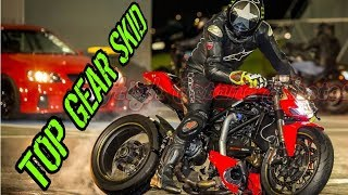 getlinkyoutube.com-ducati streetfighter dash view at drags 10.090 138mph