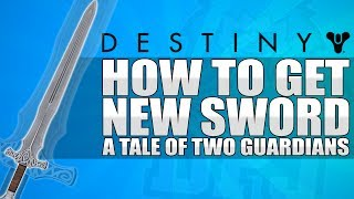 "getlinkyoutube.com-Destiny: How To Get The INIFNITE BLADE ""New Sword"" / New Quest - Refer A Friend / All Details!"