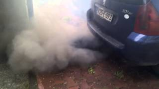 getlinkyoutube.com-Peugeot 307 2 0 Hdi DPF regeneration