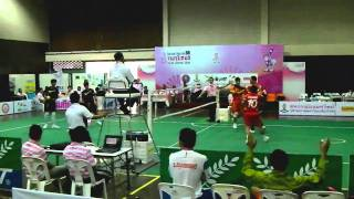 getlinkyoutube.com-Sepaktakraw  38th Chamchuri games