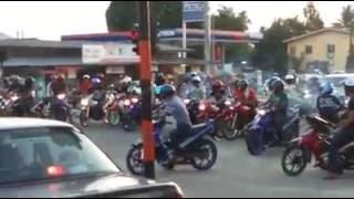 Sepetang Mat Rempit Di Kuala Terengganu