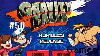 getlinkyoutube.com-Games: Gravity Falls - Rumble's Revenge (Part 1)