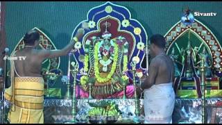 இணுவில் காரைக்கால் சிவன் கோவில் அம்மன் வாசல் தீர்த்தத்திருவிழா - 08.02.2016