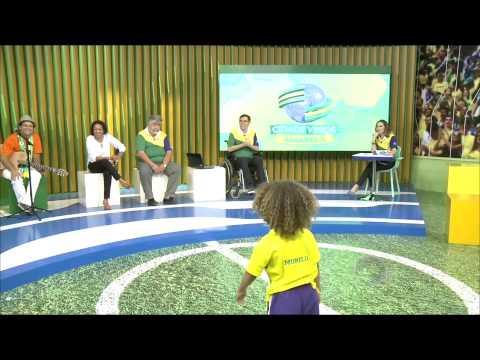 Sósias mirins de David Luiz e Thiago Silva animam o Jornal do Piauí