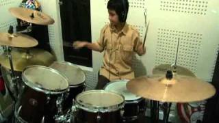 getlinkyoutube.com-(Drum Cover) Avenged Sevenfold - Dear God