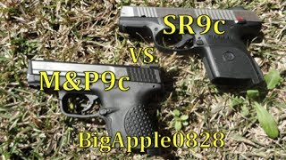 getlinkyoutube.com-Ruger SR9c vs. Smith & Wesson M&P9c