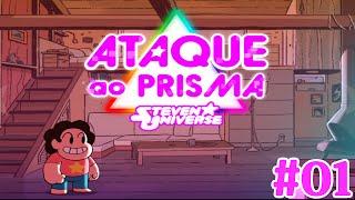 getlinkyoutube.com-Ataque Ao Prisma Steven Universe #01 : Uma Nova Aventura ( Attack The Light )