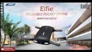 JJRC H37 Selfie Drone - Die Hosentaschen-Drohne