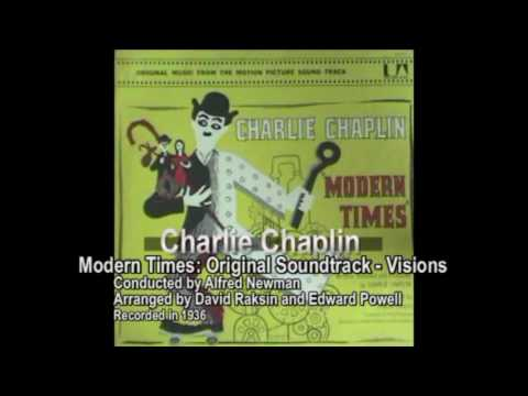 Charlie Chaplin - Soundtrack: Modern Times [Part 2/4]