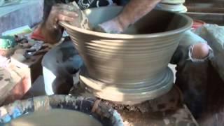 getlinkyoutube.com-Còmo hacer un plato grande con la ayuda de una herramienta: Francisco Lorusso