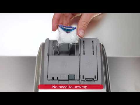 Somat Gold 2-in-1 Machine Dishwasher Gel Tablets 51 Pack