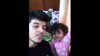 getlinkyoutube.com-احبج واليحب بلوه .. جديد احلاه بنوته هههههههه