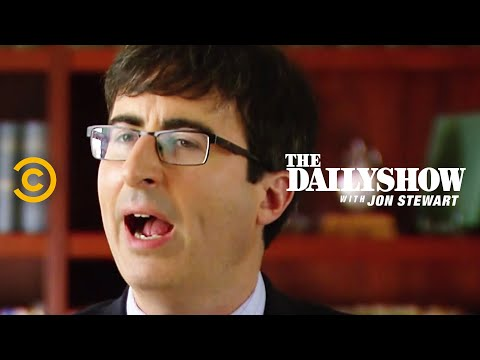 The Daily Show: John Oliver Investigates Gun Control in Australia - Part 1