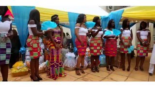 getlinkyoutube.com-Traditional Wedding (Ghana) Highlights between Stephen & Joana.