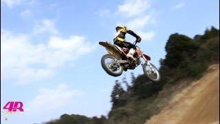 getlinkyoutube.com-20130317 Practice motocross jumps training