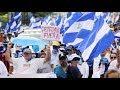 Giáo Hội Năm Châu 06/08/2018: Biểu tình ủng hộ các Giám Mục Nicaragua