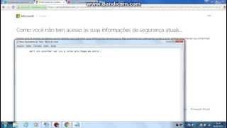getlinkyoutube.com-Como Trocar o Numero do Email : alternativo sem ter acessor