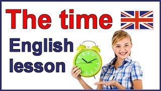 getlinkyoutube.com-How to tell the time in English | English lesson