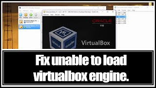 getlinkyoutube.com-Genymotion on Windows 10: Fix unable to load VirtualBox engine.