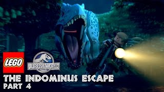 Part 4: LEGO® Jurassic World: The Indominus Escape width=