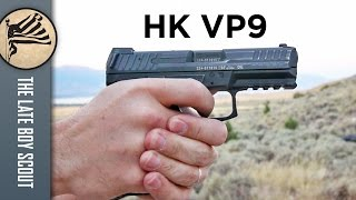 getlinkyoutube.com-Shooting the HK VP9: Does it Beat The Rest?