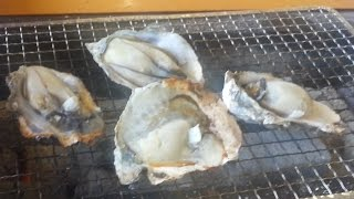 getlinkyoutube.com-【広島】初めて牡蠣小屋に行ってきました