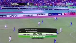 getlinkyoutube.com-ฟุตบอล เอเอฟเอฟ ซูซูกิ คัพ  รอบรองชนะเลิศนัดที่ 2 ทีมชาติไทย 3-0 ทีมชาติฟิลิปปินส์