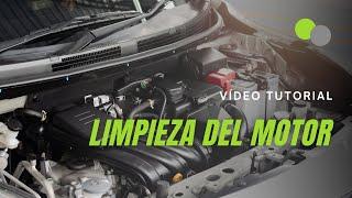 getlinkyoutube.com-Cómo limpiar el motor del coche
