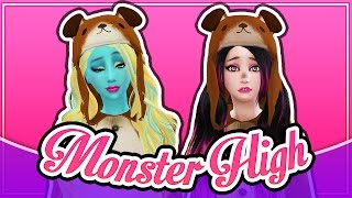getlinkyoutube.com-The Sims 4: Monster High (Part 7) // CRAZY PARTY