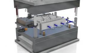 getlinkyoutube.com-CATIA V6 | Mechanical Engineering & Design | Plastic Mold Tooling Design Creation