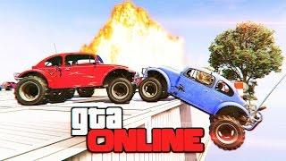 getlinkyoutube.com-GTA 5 ONLINE - УГАРНОЕ ДЕРБИ! #124