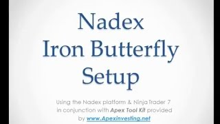 getlinkyoutube.com-Nadex Iron Butterfly Strategy with stops