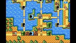 getlinkyoutube.com-Playthrough - Super Mario Advance 4: Super Mario Bros. 3 (+ e-Reader) - World Select (Part EX)