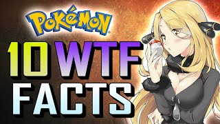 getlinkyoutube.com-10 WTF Pokemon Facts and Secrets | Pokemon FEET #16