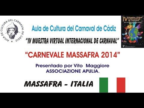 IV MUESTRA VIRTUAL - CARNEVALE MASSAFRA 2014