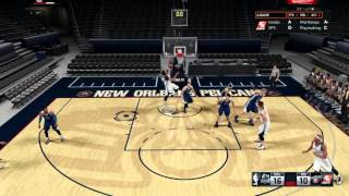 NBA 2K16 3 Out Motion Offense:  Full Introduction