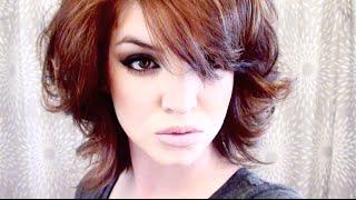 getlinkyoutube.com-Perfect Curls For Short Hair ❤ Tutorial