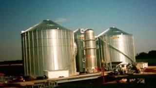 getlinkyoutube.com-2011 Youngquist Farms Grain Elevator Construction