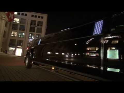 Hummer Limousine - Krystal Limousines