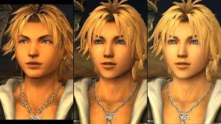 getlinkyoutube.com-Final Fantasy X/X-2 HD Remaster PS2 vs. PS3 vs. Vita Comparison