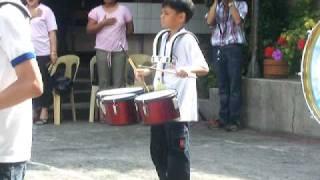 Lupang Hinirang Drum and Lyre