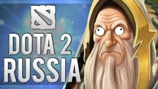 getlinkyoutube.com-Blending in with the Russians (Dota 2)